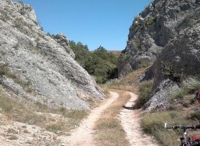 Ruta «Vivar – Sotopalacios -Gredilla – Masa»
